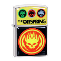 Зажигалка The Offspring ZIP234