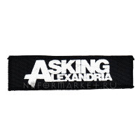 Нашивка Asking Alexandria. НШ133