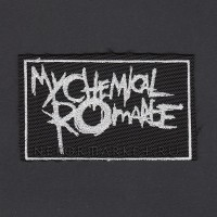 Нашивка My Chemical Romance. НШВ115