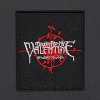 Термонашивка Bullet For My Valentine TNV032
