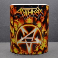 Кружка Anthrax MG038