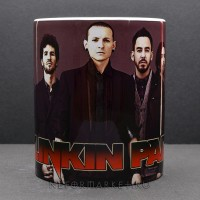 Кружка Linkin Park MG076