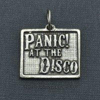 Кулон Panic! At The Disco КСН120