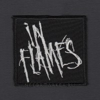 Нашивка In Flames НШВ162