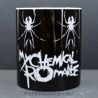 Кружка My Chemical Romance. MG221