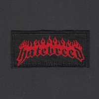 Нашивка Hatebreed. НШВ119