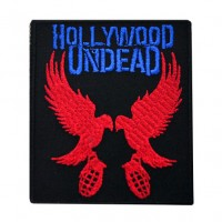Нашивка Hollywood Undead. НШВ275