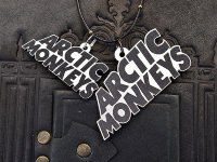 Кулон Arctic Monkeys КЛА004