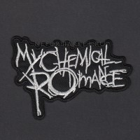 Термонашивка My Chemical Romance TNV036