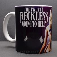 Кружка The Pretty Reckless MG042