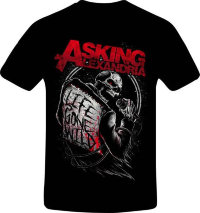 Футболка Asking Alexandria ФГ177