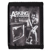 Кошелёк Asking Alexandria WA032