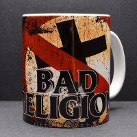 Кружка Bad Religion MG045