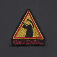 Нашивка Children of Bodom. НШВ124