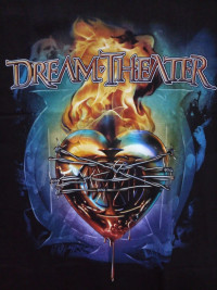 Футболка Dream Theater. FTH-57