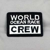 Термонашивка World Ocean Race Crew TNV265