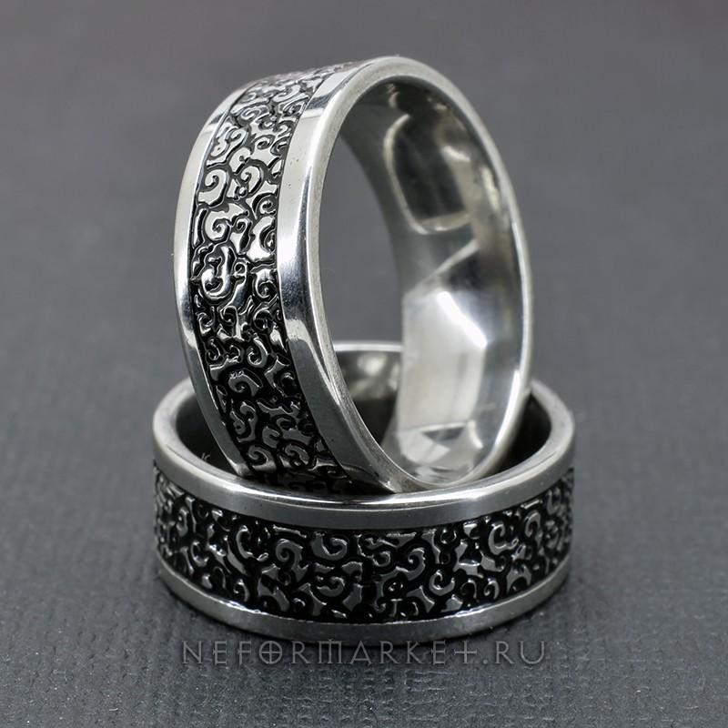 a77eb4f15788cb Мужское кольцо из стали. Купить Кольцо из нержавеющей стали 8 мм ...