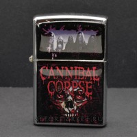 Зажигалка Cannibal Corpse ZIP105