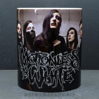 Кружка Motionless In White. MG231