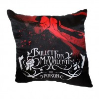 Подушка Bullet For My Valentine ПОД030