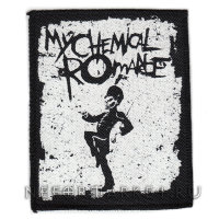 Нашивка My Chemical Romance. НШ156