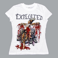 Футболка женская The Exploited ФГ320ж