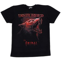 Футболка Disturbed — The Animal ФГ293