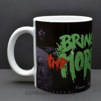Кружка Bring Me The Horizon MG099