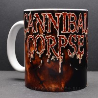 Кружка Cannibal Corpse MG062