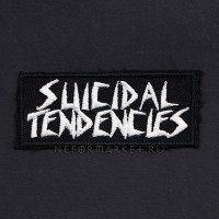 Нашивка Suicidal Tendencies. НШВ205