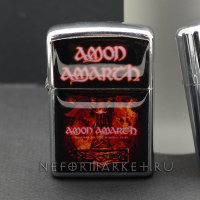 Зажигалка Amon Amarth ZIP09