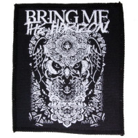 Нашивка Bring Me The Horizon. НШ356