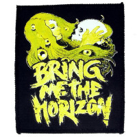 Нашивка Bring Me The Horizon. НШ357