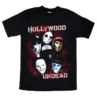 Футболка Hollywood Undead ФГ022