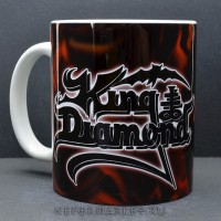 Кружка King Diamond. MG151