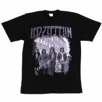 Футболка Led Zeppelin ФГ331